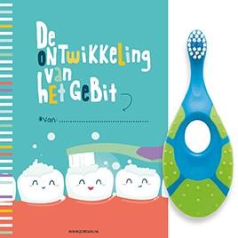 Jordan tandenboekje en tandenborstel